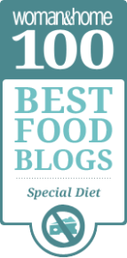 Top 100 Woman and Home Food Bloggers