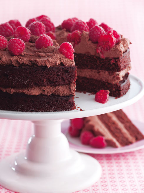 here s the chocolate birthday cake recipe from my new book simply ...