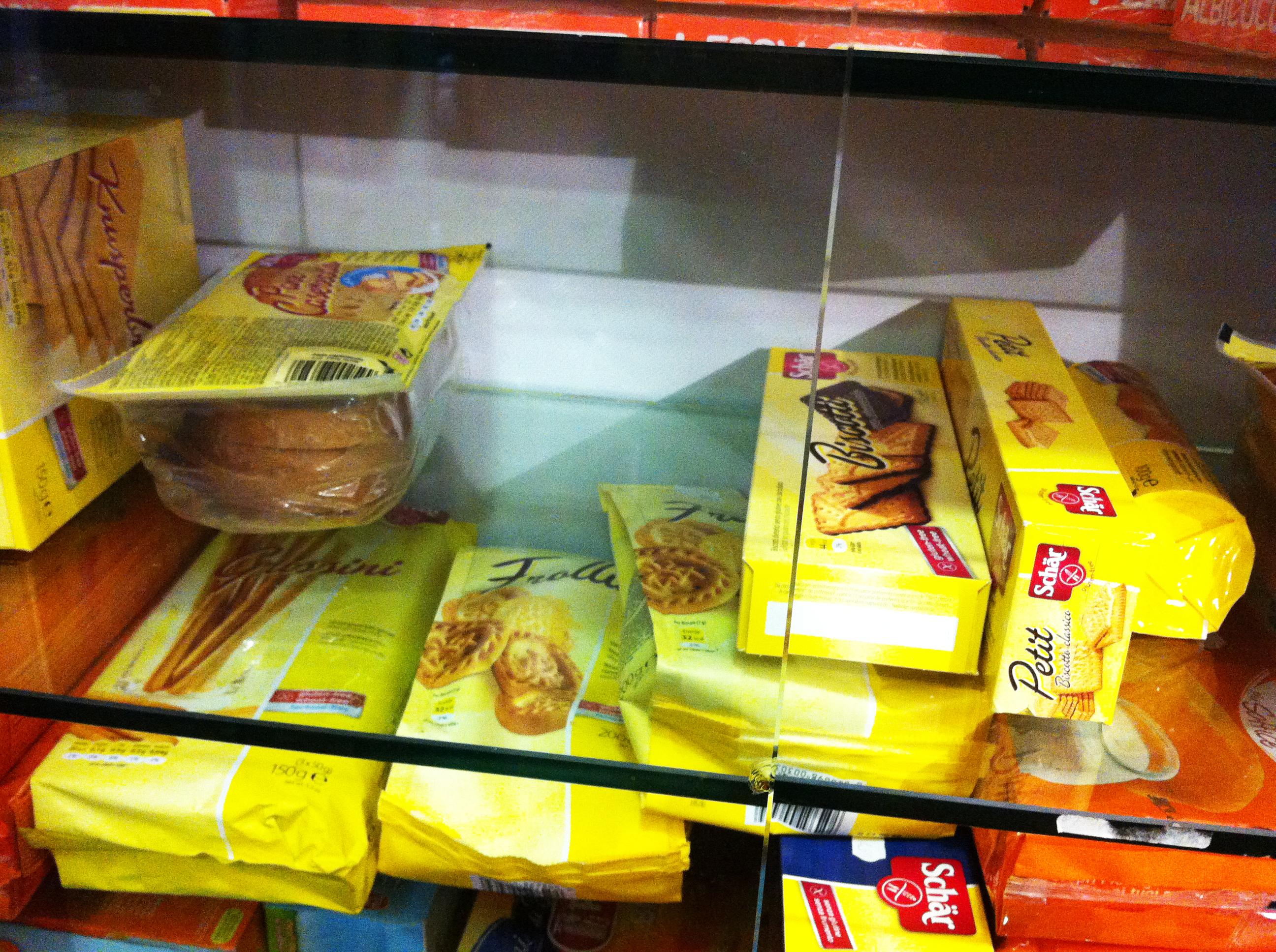 gluten-free Rome
