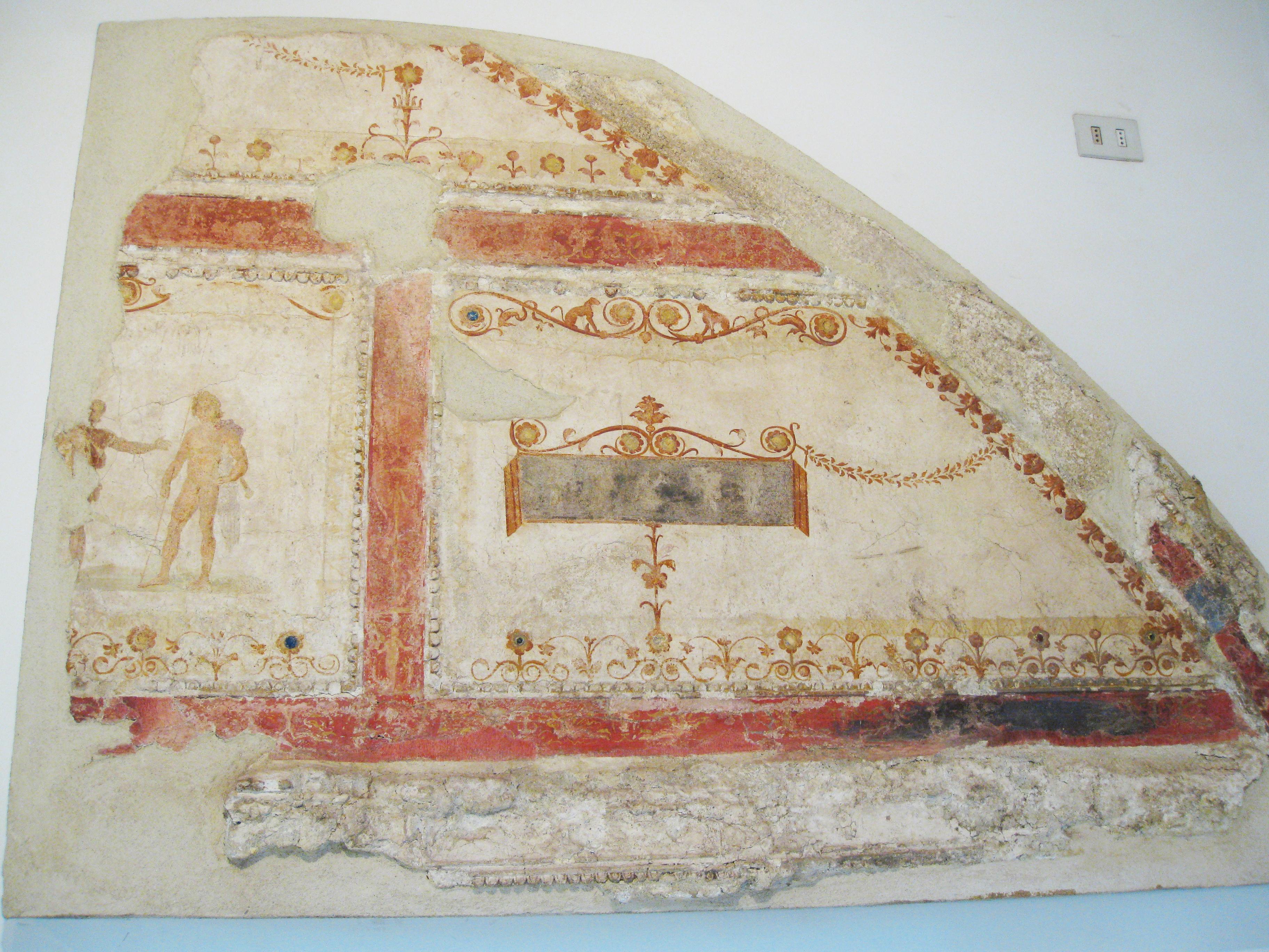 Roman fragment