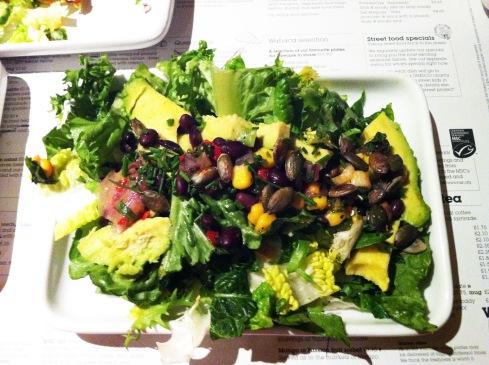 wahaca salad