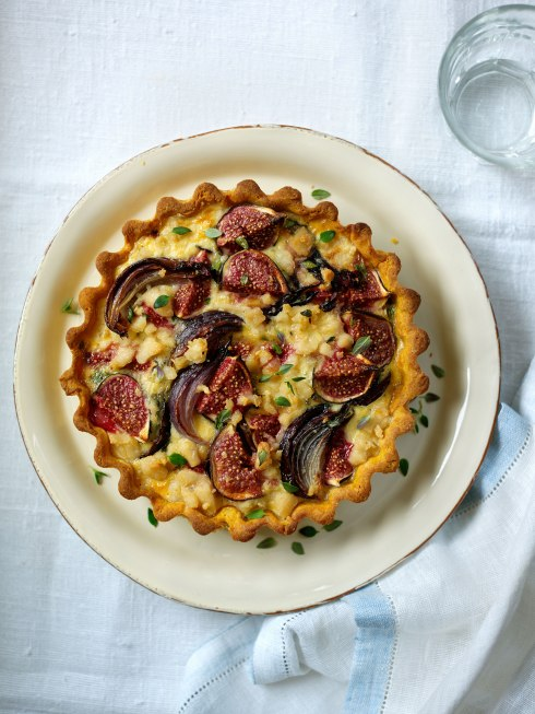 Fig-&-Red-Onion-Tart