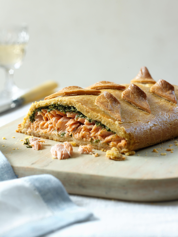 Salmon-Encroute