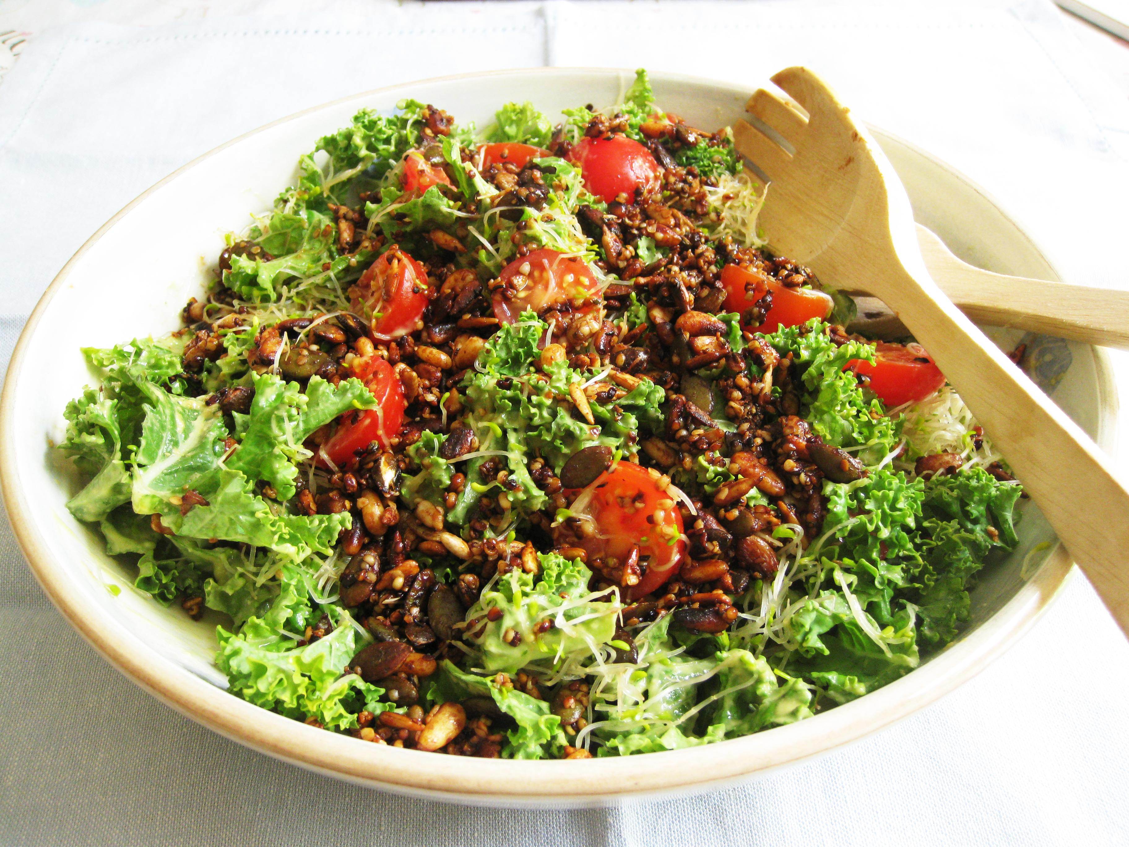Nourish Kale